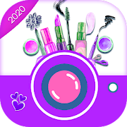 Makeup Beauty Camera & Face Makeover Photo Editor