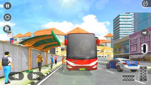 Public City Coach 3d Driving Bus Simulator 2020 apkdebit screenshots 4