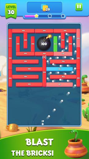 Brick Ball Blast: Free Bricks Ball Crusher Game 2.8.0 screenshots 8