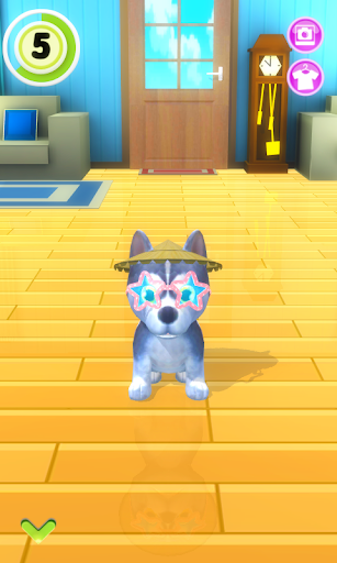 My Talking Puppy android2mod screenshots 2