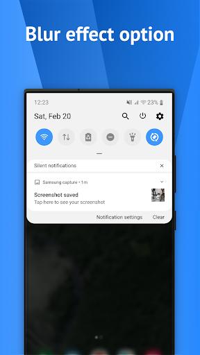 One Shade: Custom Notifications and Quick Settings apktram screenshots 6