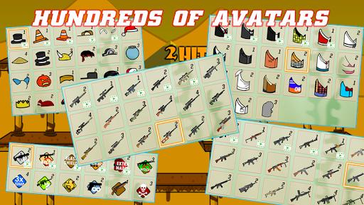 Gun Fight Online:Stick Bros Combat VS Mode  screenshots 8