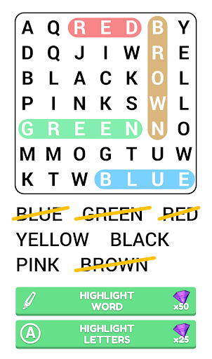 Word Search Puzzle Game  screenshots 9