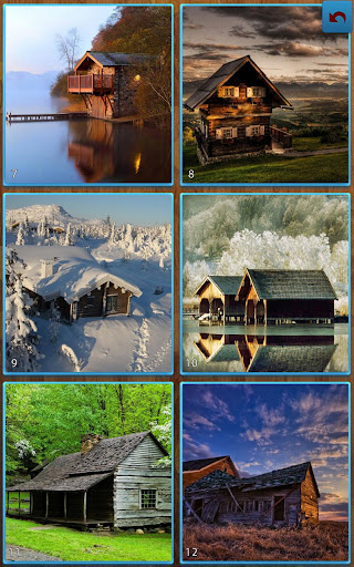 Cabin Jigsaw Puzzles For PC Windows (7, 8, 10, 10X) & Mac Computer Image Number- 9