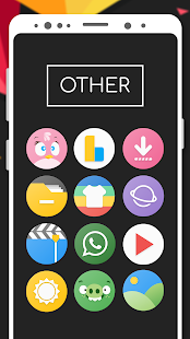 Pixie R Icon Pack Screenshot