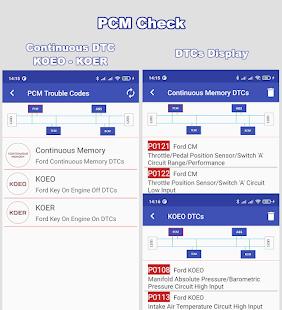 FordSys Scan Lite 1.11 Screenshots 6