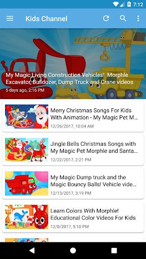 Kids Videos 1.4 Screenshots 3