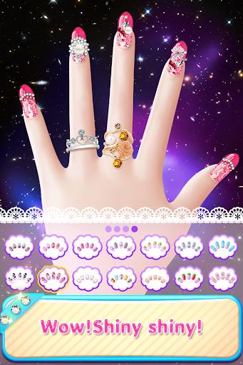 ud83dudc85ud83dudc85Princess Nail Makeup Salon 3.0.5017 screenshots 6