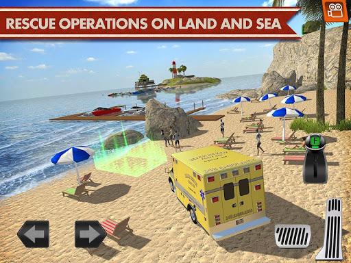 Coast Guard: Beach Rescue Team  Screenshots 12