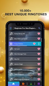 Ringtones Pro: New Ringtones 2020 1