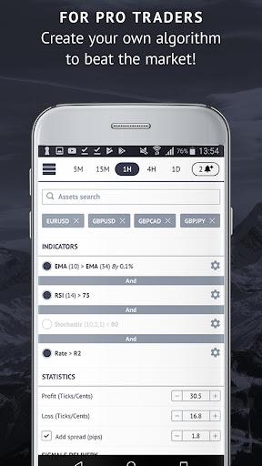 Market Trends - Forex signals & traders community  Paidproapk.com 3