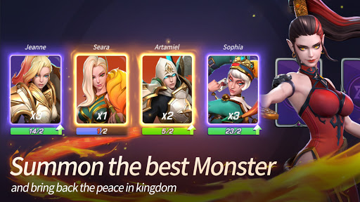 Summoners War: Lost Centuria 1.0.0 screenshots 8