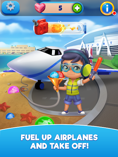 Bubble Planes Blast  screenshots 17