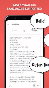 Scan & Translate+ MOD APK (Premium Unlocked) 3