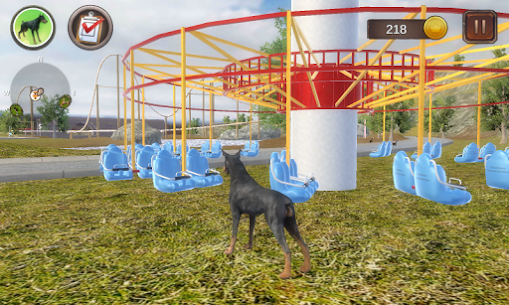 Doberman Dog Simulator 4