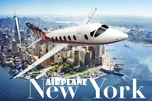 Airplane New York