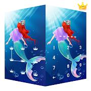 AppLock Live Theme Mermaid – Paid Theme