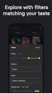 Cinexplore Premium – Track TV Shows & Movies MOD APK 5