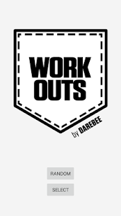Pocket Workouts by DAREBEE