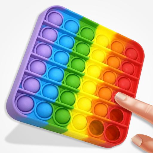 Anti stress fidgets 3D cubes - calming games