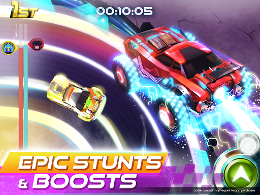 RaceCraft - Build & Race 1.5 Screenshots 17