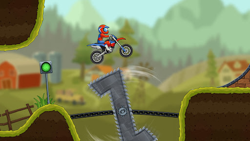 Top Moto Bike: Offroad Racing  screenshots 3
