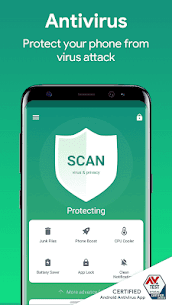 Virus Cleaner – Antivirus, Booster & Phone Clean 1
