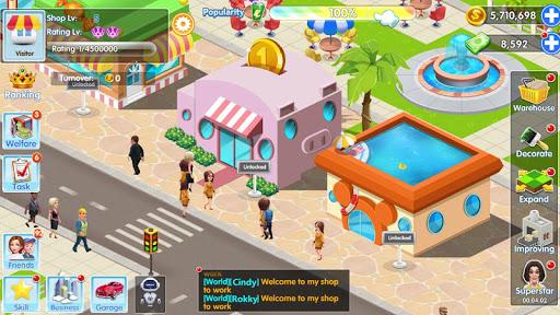 My Supermarket Story : Store tycoon Simulation 3.3.7 screenshots 7