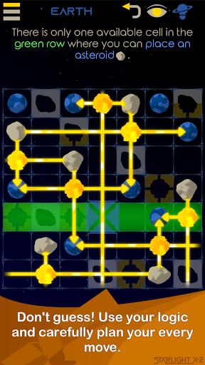 Starlight X-2: Cosmic Explorer Stars Puzzle 1.1.8 pic 2