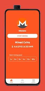 XMR Miner – Monero (XMR) Pro Paid Apk 5