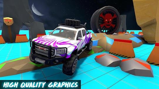 Monster Car vs Trucks: Offroad Trials – APK + MOD Download 1