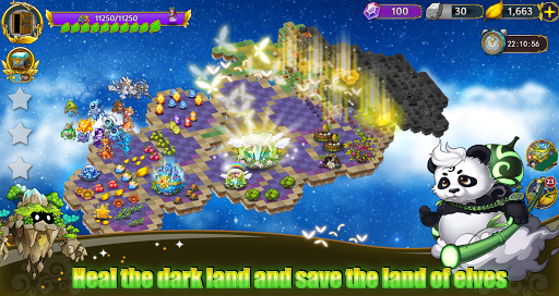 Dragon & Elfs android2mod screenshots 4