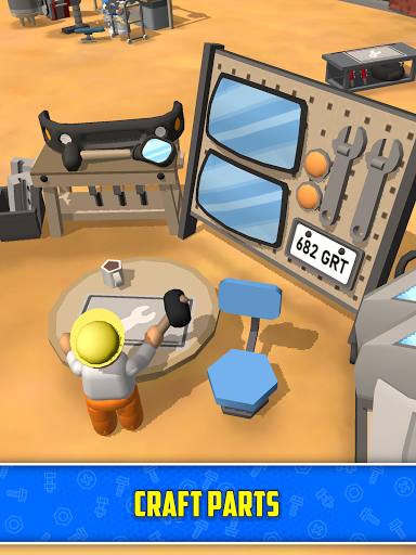 Scrapyard Tycoon Idle Game 1.1.1 screenshots 12