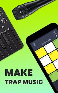 Trap Drum Pads 24 - Make Beats & Music