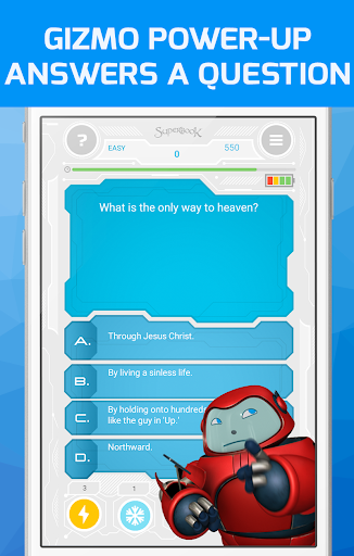 Superbook Bible Trivia Game 1.0.8 screenshots 6