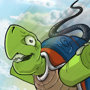 Bungee Turtle