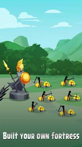 Stickman Battle - Stick of Thrones  screenshots 1