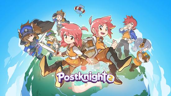 Postknight 2 0.4.1 screenshots 1