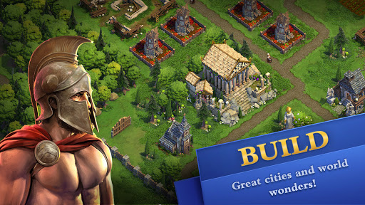 DomiNations Asia modavailable screenshots 1