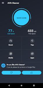 Avg Cleaner Pro APK + MOD 5.6.2 No Ads (full Unlocked) 2021 1