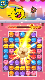 Sweet Monster™ Friends Match 3 Puzzle | Swap Candy 6