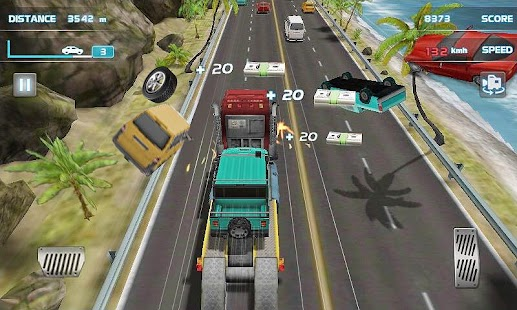 Turbo Driving Racing 3D Screenshot