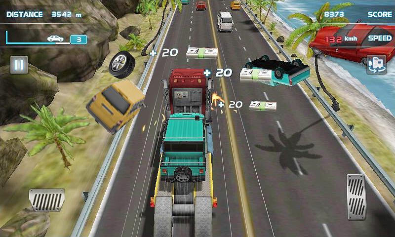 Turbo Driving Racing 3D MOD poster 8