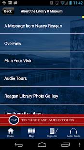 Ronald Reagan: Official App