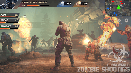 Zombie Shooting Game: 3d DayZ Survival 1.4.0