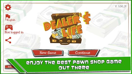 Dealer's Life Pawn Shop Tycoon Premium Mod Apk Download New 2021* 1