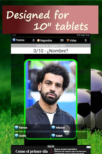 Soccer Players Quiz 2020 1.52 screenshots 9