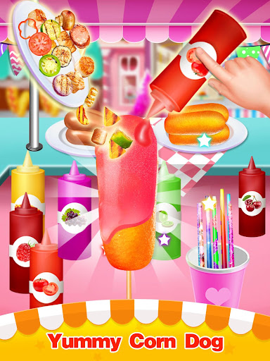 Carnival Street Food Chef 1.5 screenshots 2