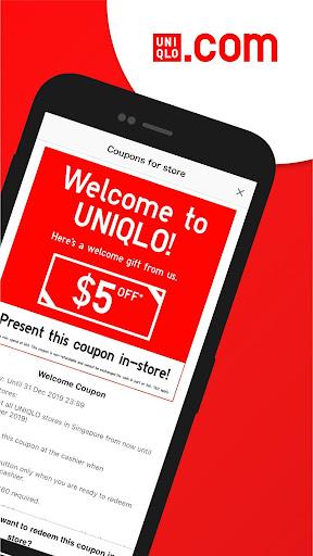 UNIQLO SG 2.0.3 Screenshots 2