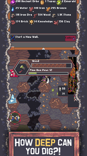 Idle Well: Dig a Mine 1.2.2 screenshots 6